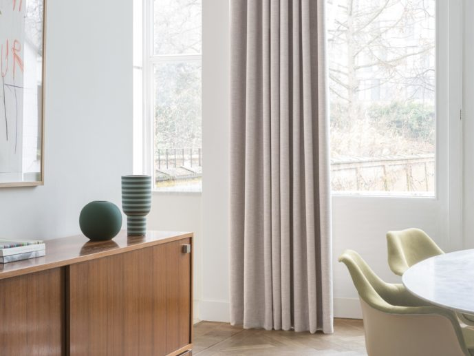 Bespoke curtains and window dressings