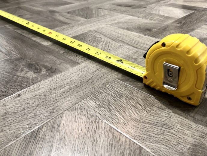 Measuring and fitting