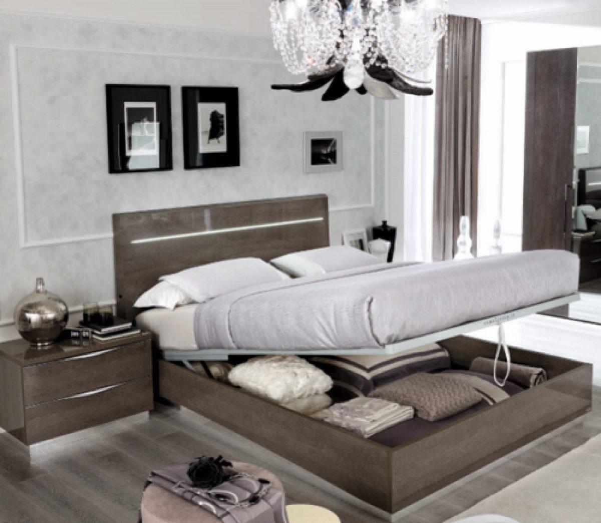 Platinum Ottoman