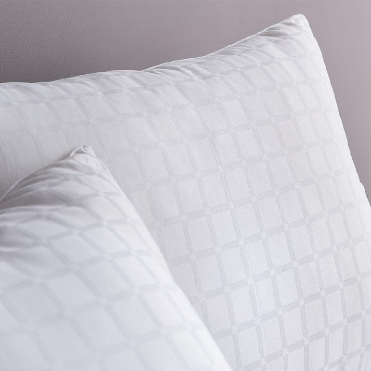 Boutique silk check pillow cameo web 1024x1024