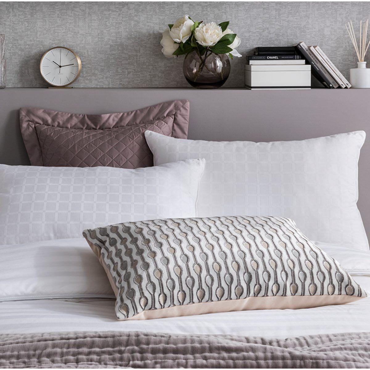 Boutique silk check pillow cameo v2 web 1024x1024