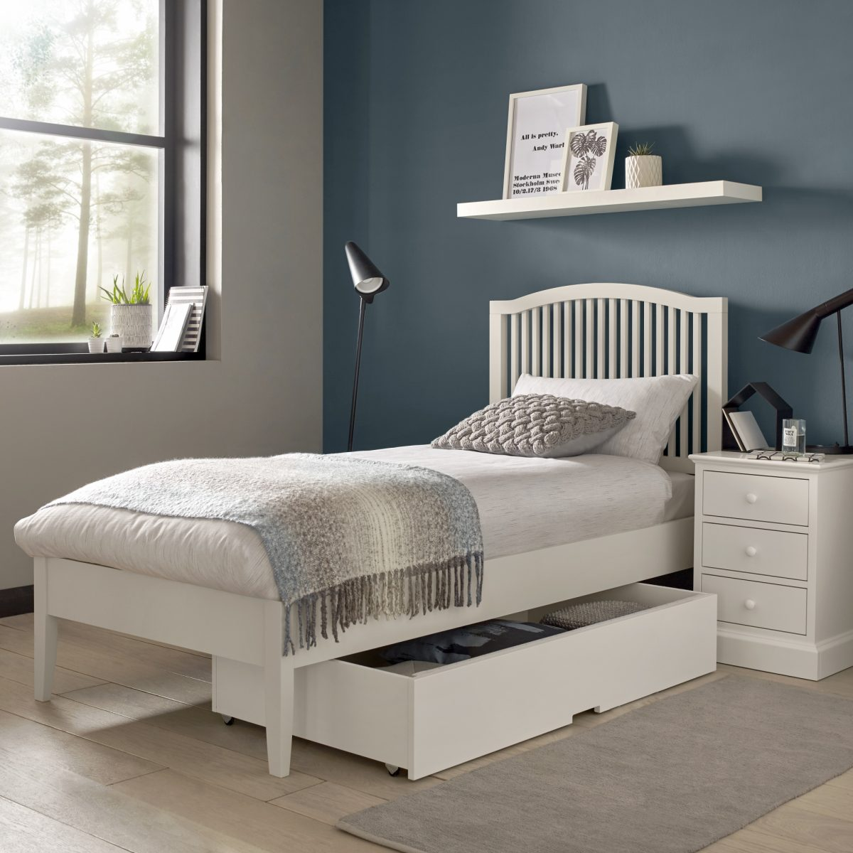 Ashby Single Bed