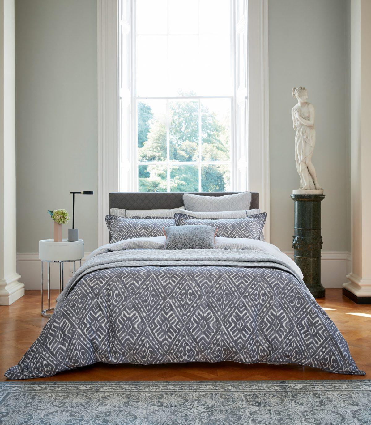 BEDECK OF BELFAST CADENZA GREY main bed v1 HR