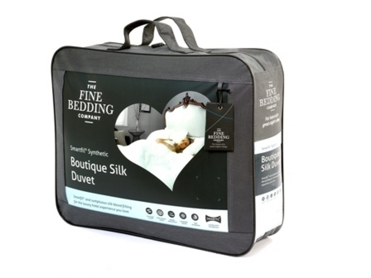 Boutique Silk Duvet