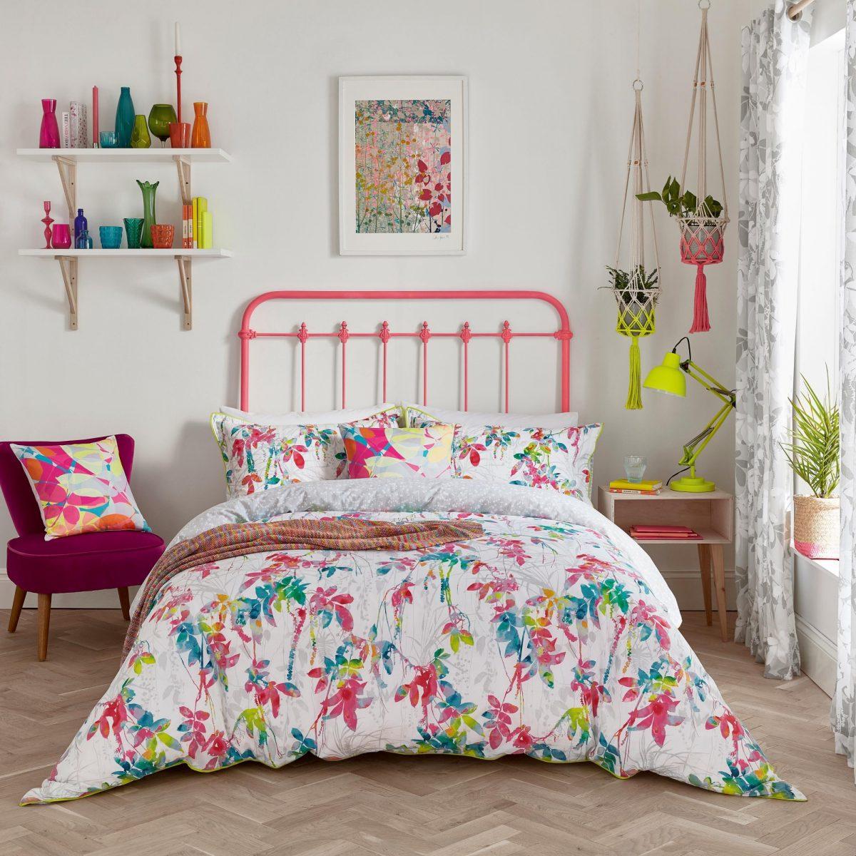 CLARISSA HULSE Jungle main bed LR