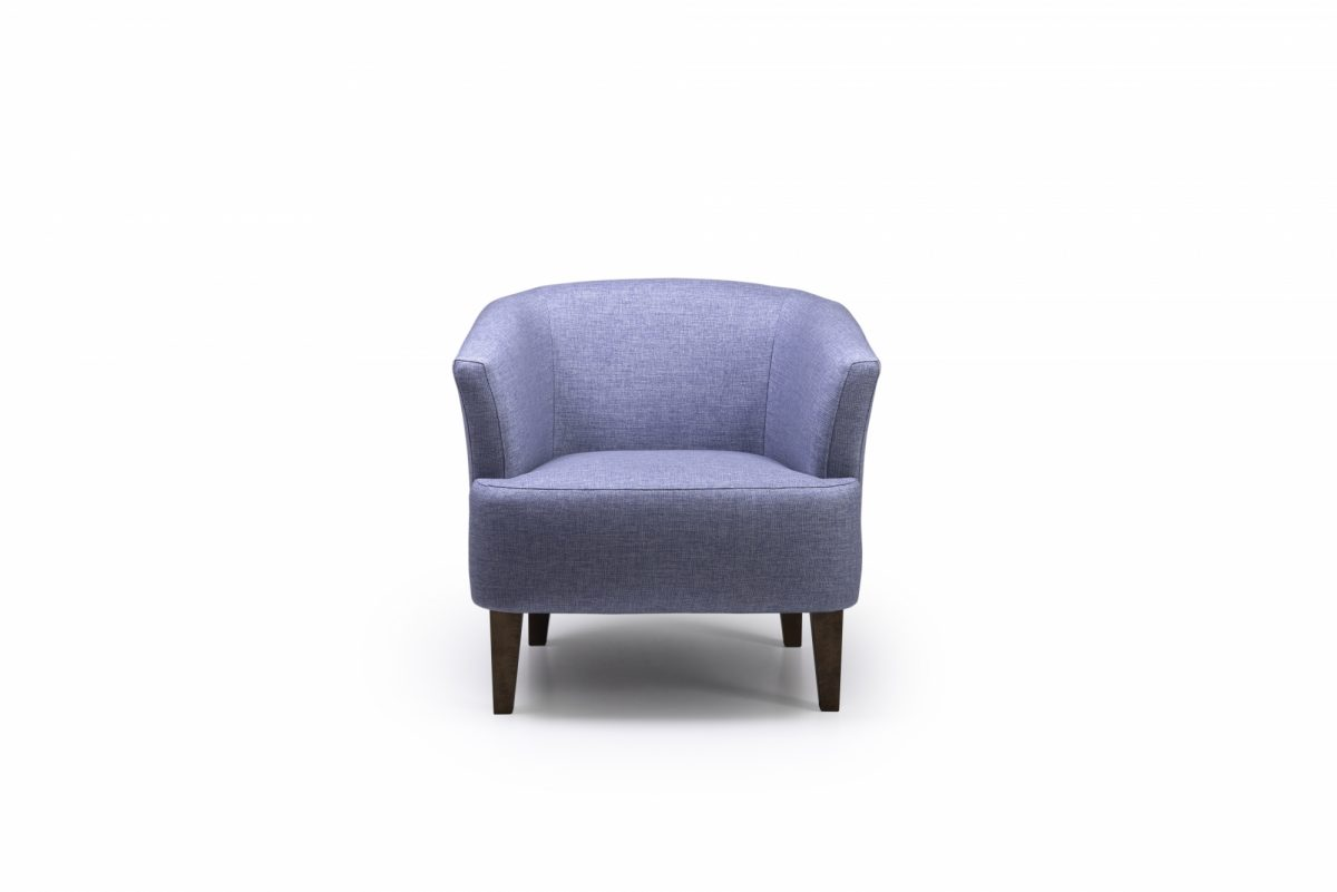 Cyrus Chair Reda 161 Light Blue Front
