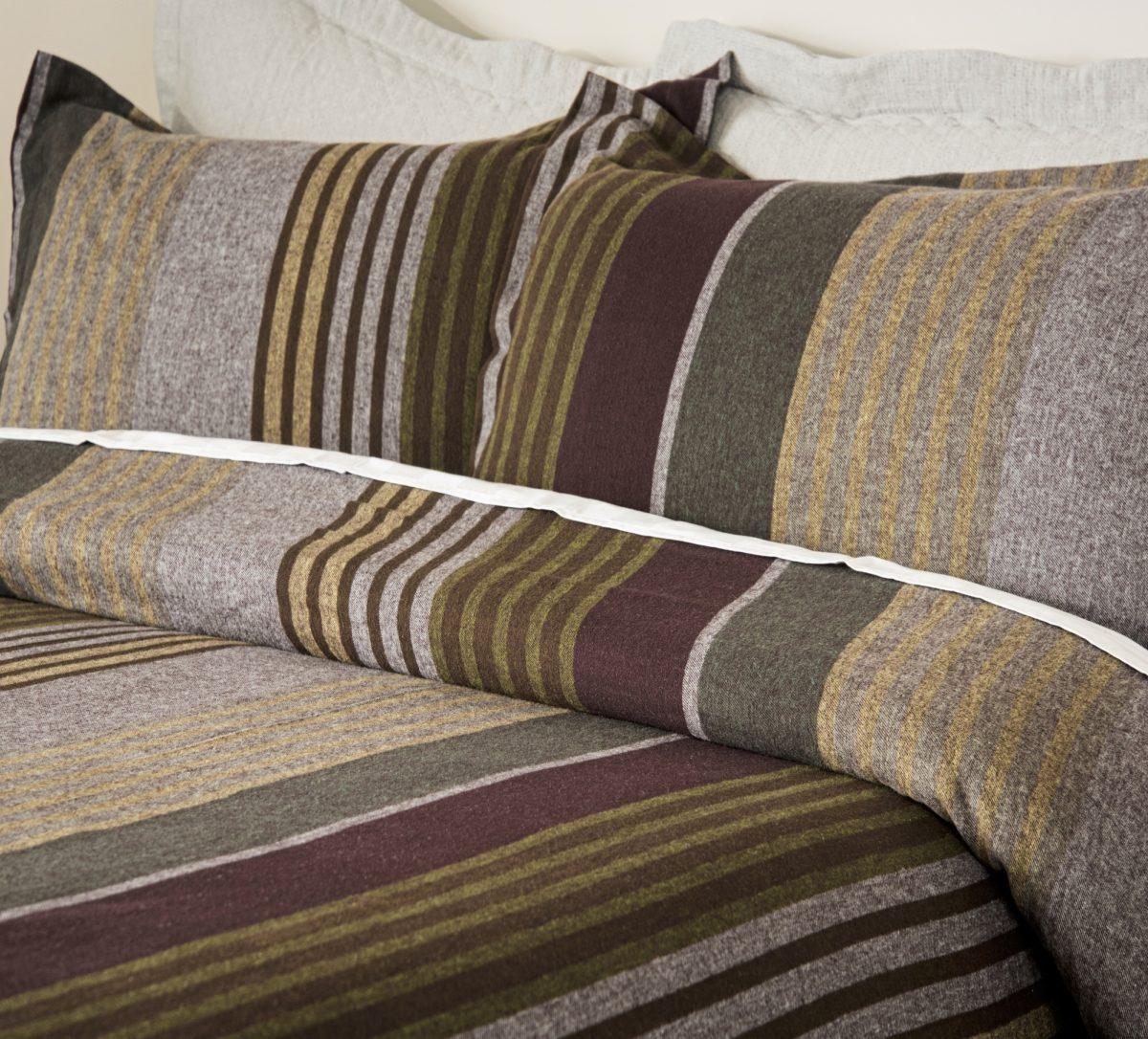 Cadwell Stripe Duvet Cover