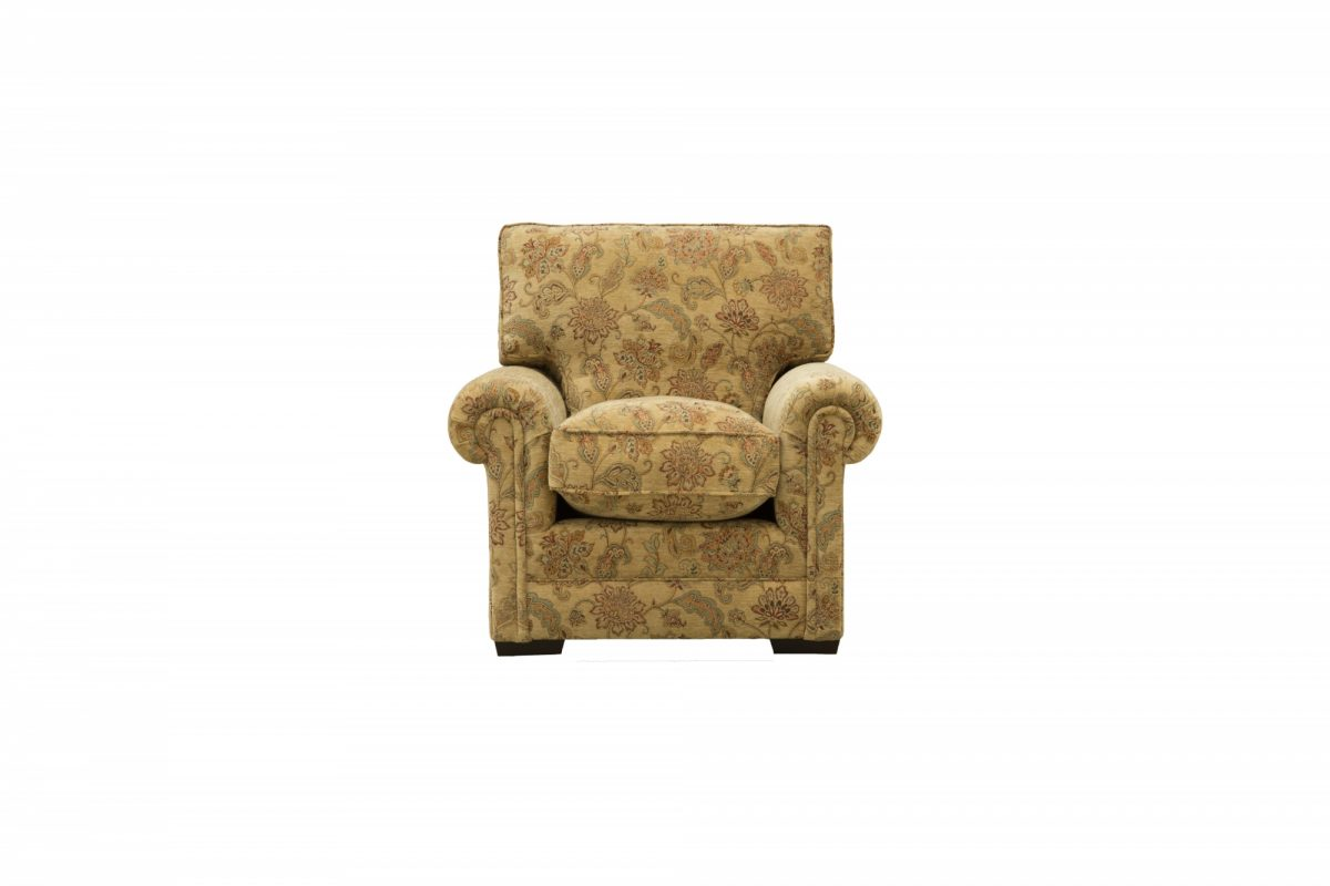 Canterbury Chair Front Fabric