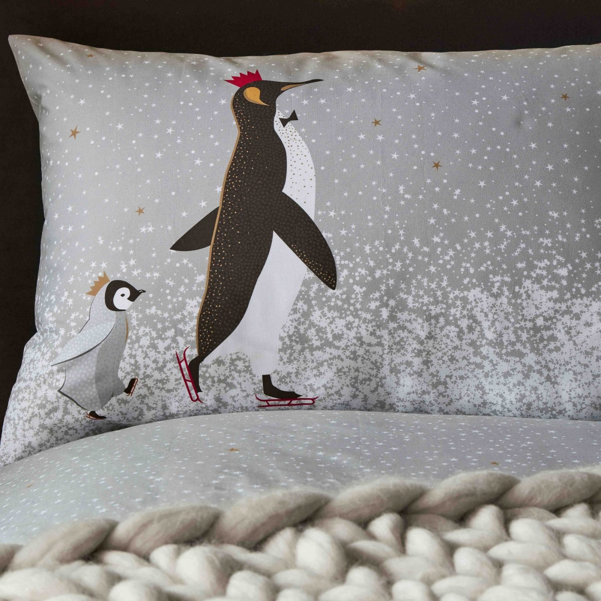 Christmas Penguins cameo 2 email