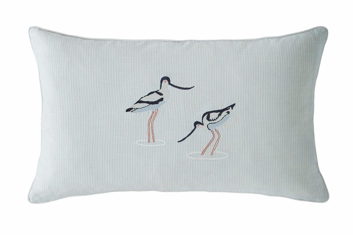 Coastal Birds Cushion
