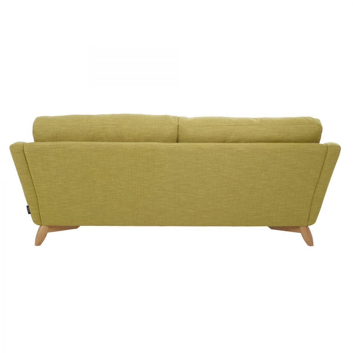 Cosenza 3330 L Largesofa Cutoutback Oak Cm T302