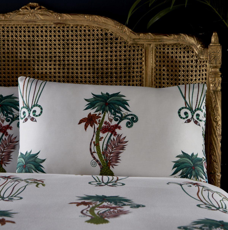 Emma Shipley Jungle Palms Housewife No Usm
