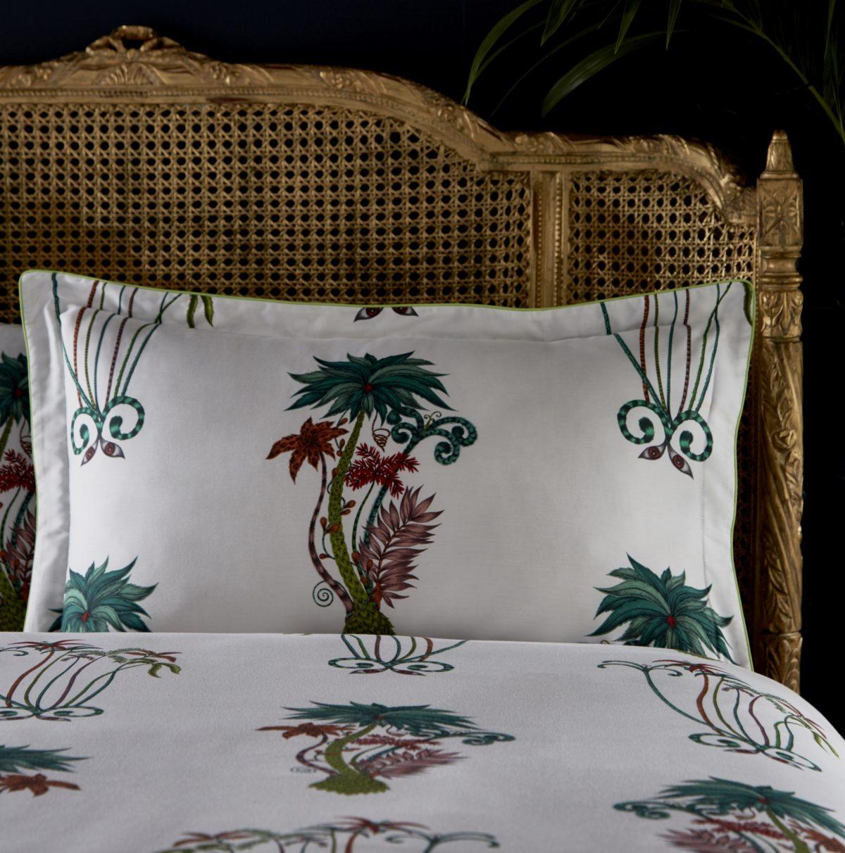 Emma Shipley Jungle Palms Oxford No Usm