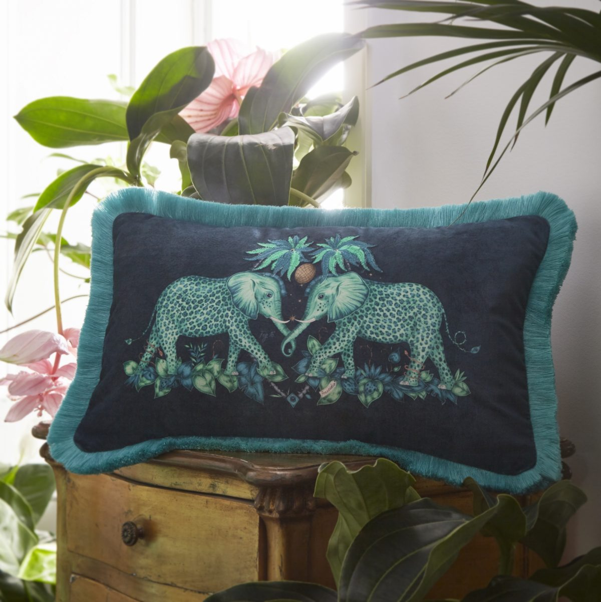 Emma Shippley Zambezi Cushion 02 No Usm