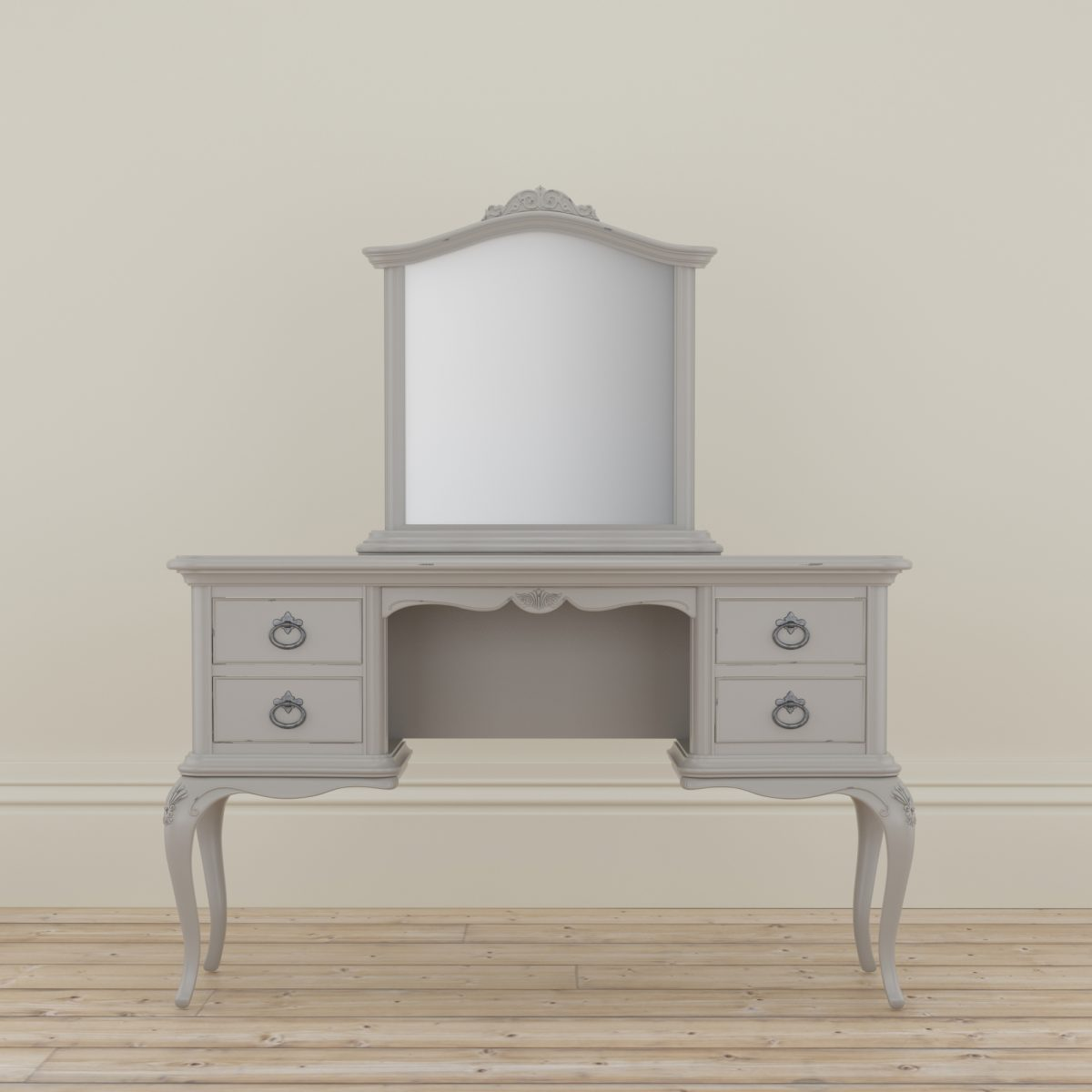 ET1364 G Etienne Dressing Table With Mirror Hall FR