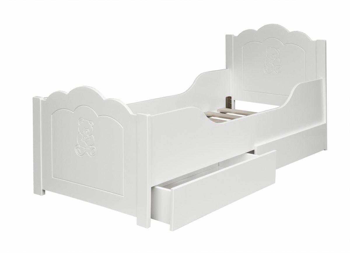 Elfin Junior Bed White