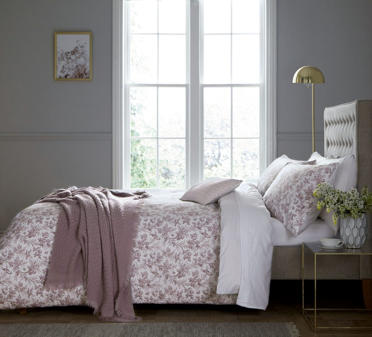 FABLE Aviary Amethyst main bed LR