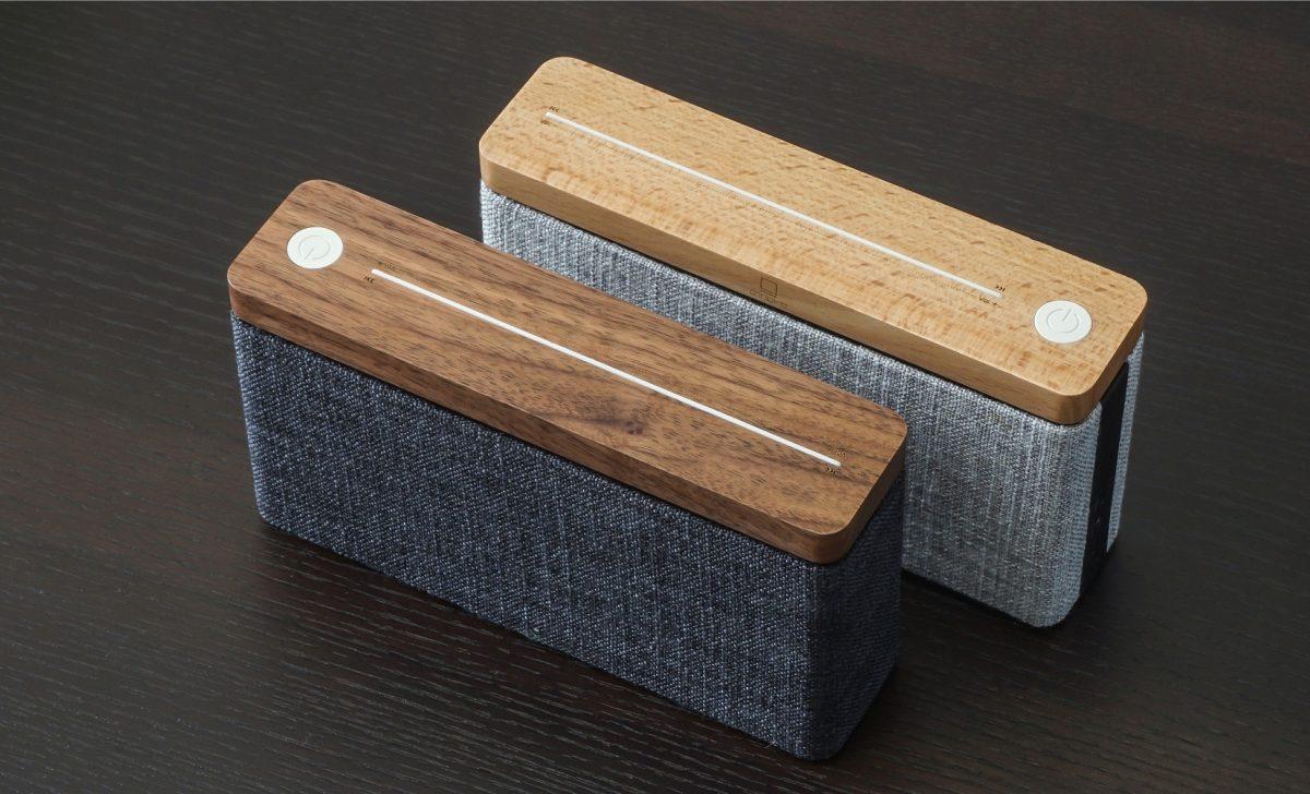 Gingko Hi Fi Square Bluetooth Speaker04