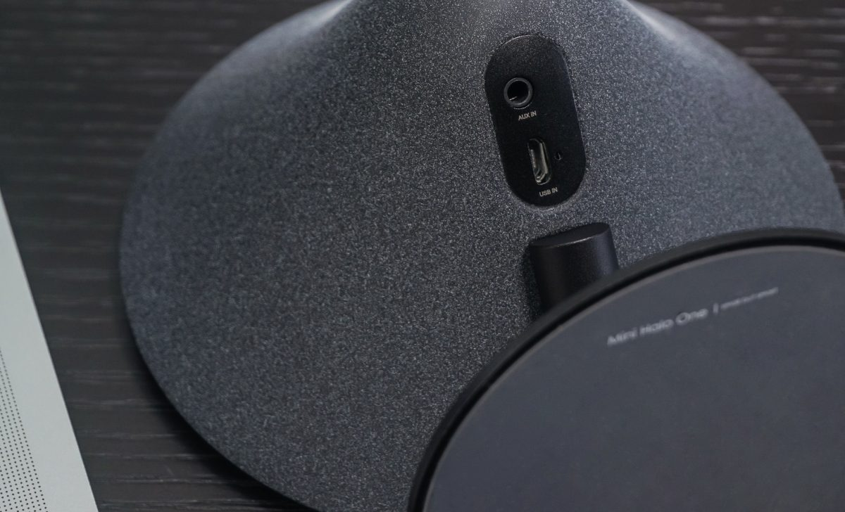 Gingko Mini Halo One Bluetooth Speaker26