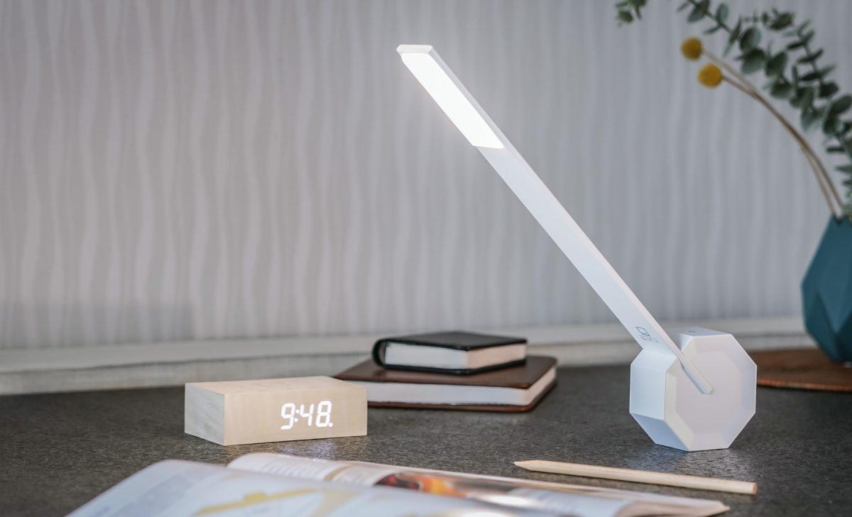 Gingko Octagon One Portable Desk Light35