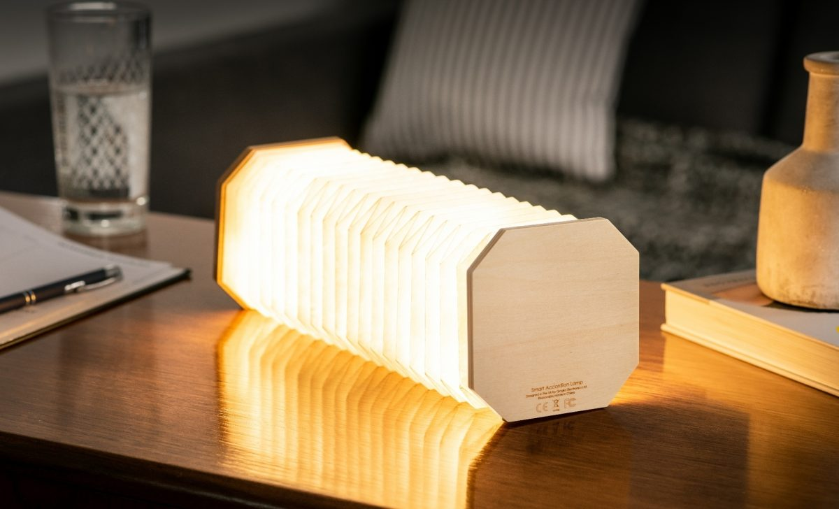 Gingko Smart Accordion Lamp24
