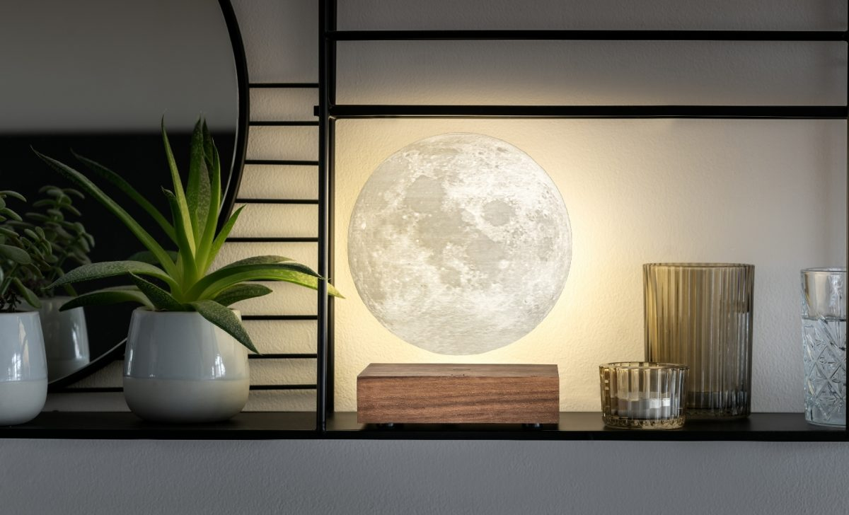 Gingko Smart Moon Lamp11