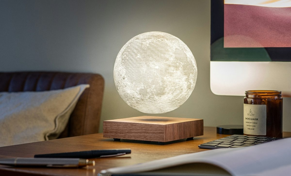 Gingko Smart Moon Lamp12
