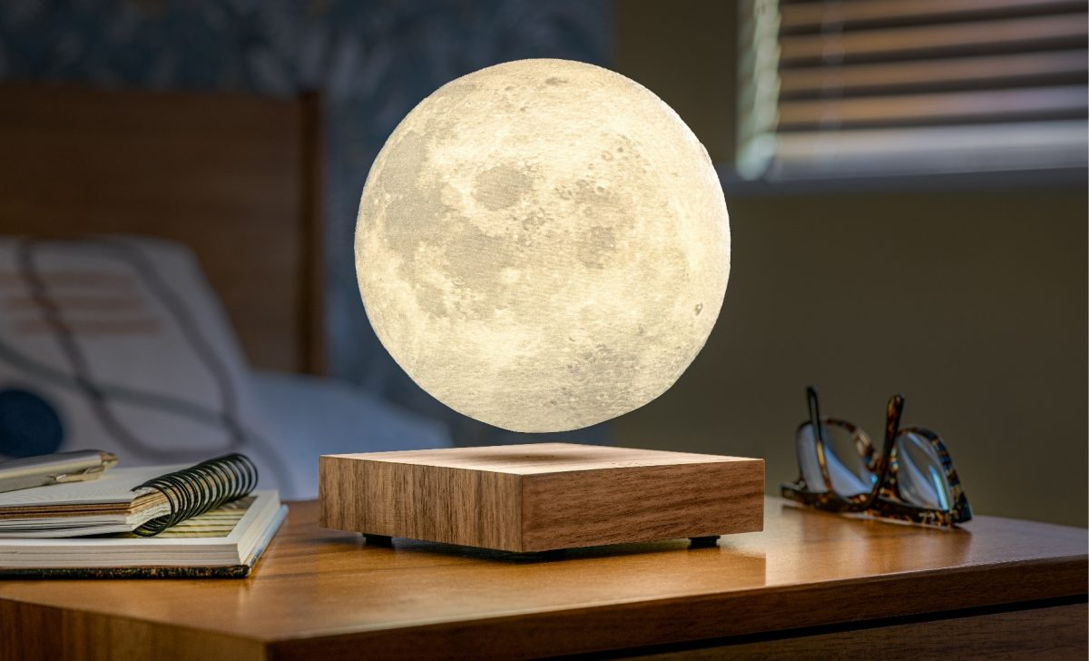 Gingko Smart Moon Lamp13