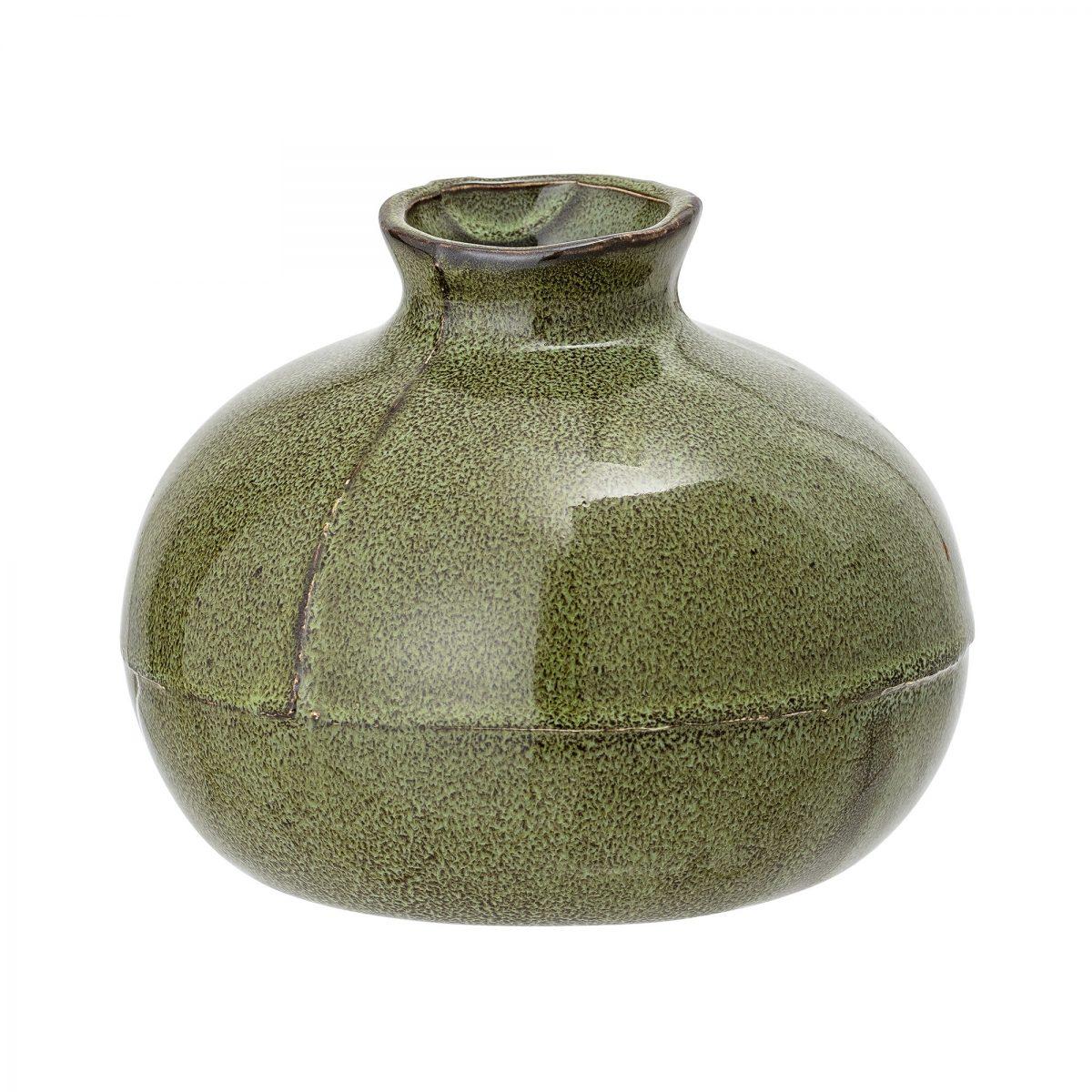 Green Stone Vase 1
