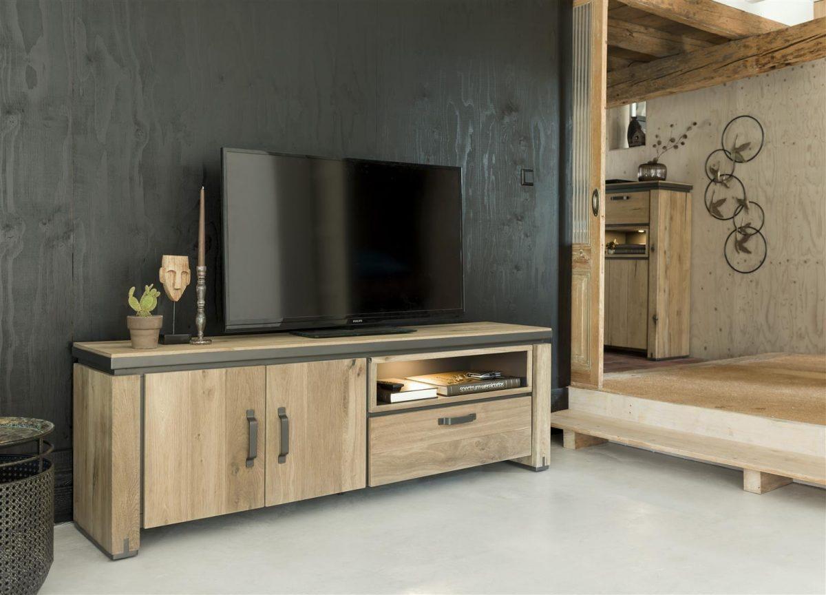 HEN AMB 39609 Farmland tv dressoir 180cm AAN