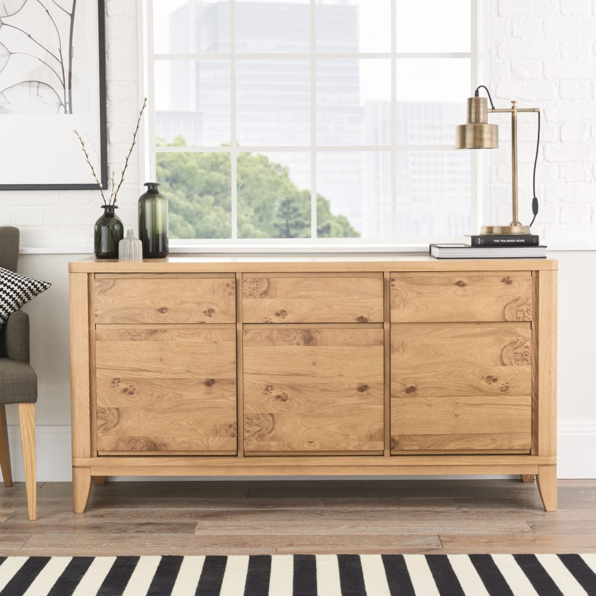 High Park  Wide Sideboard 1158 1