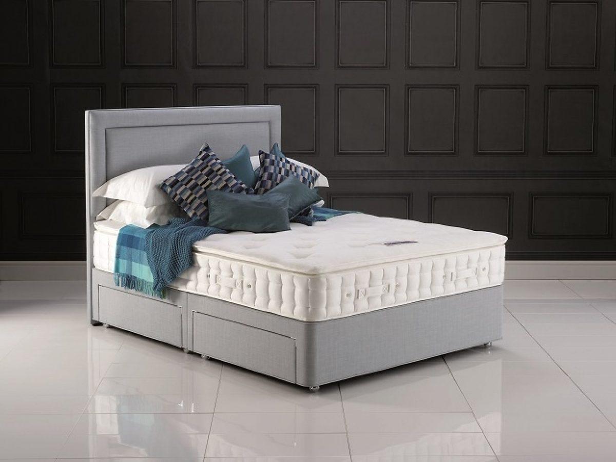 Hypnos Pillow Comfort Wool