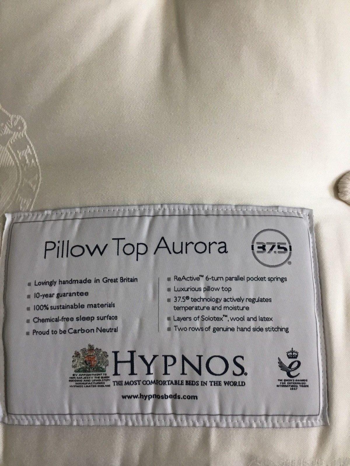 Hypnos-Pillow-Top-Aurora-150cm-2