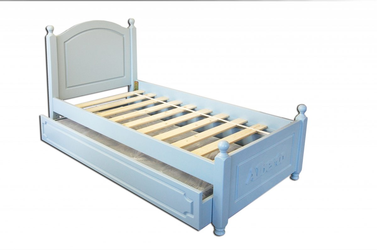Majestical Boys Bed Not Upholstered Little Boy Blue With Underbed Truckle