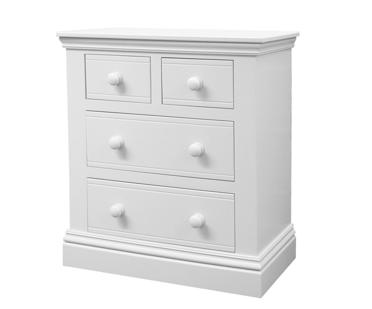 Majestical2 Plus 2 Chest White