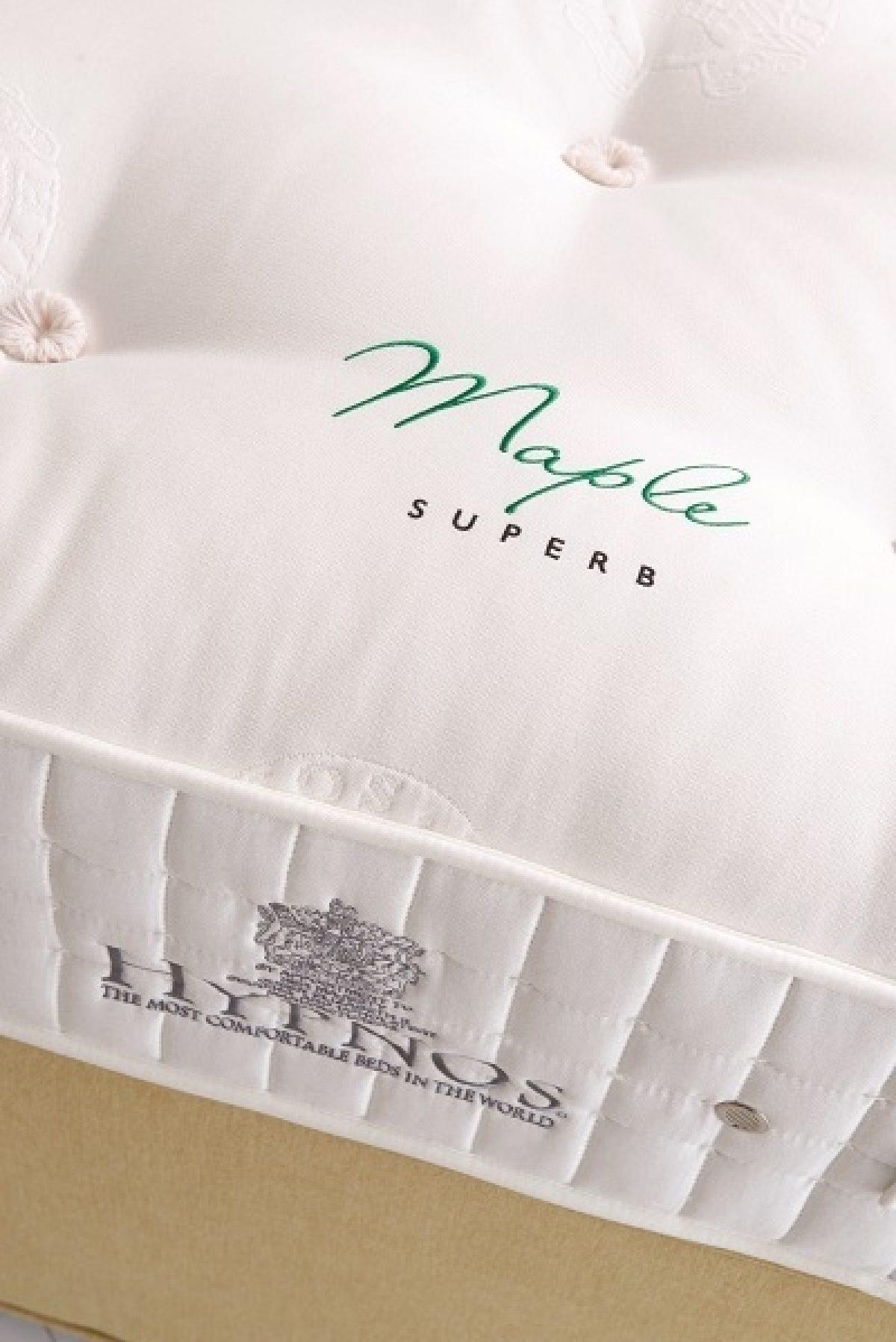 Maple Superb Label