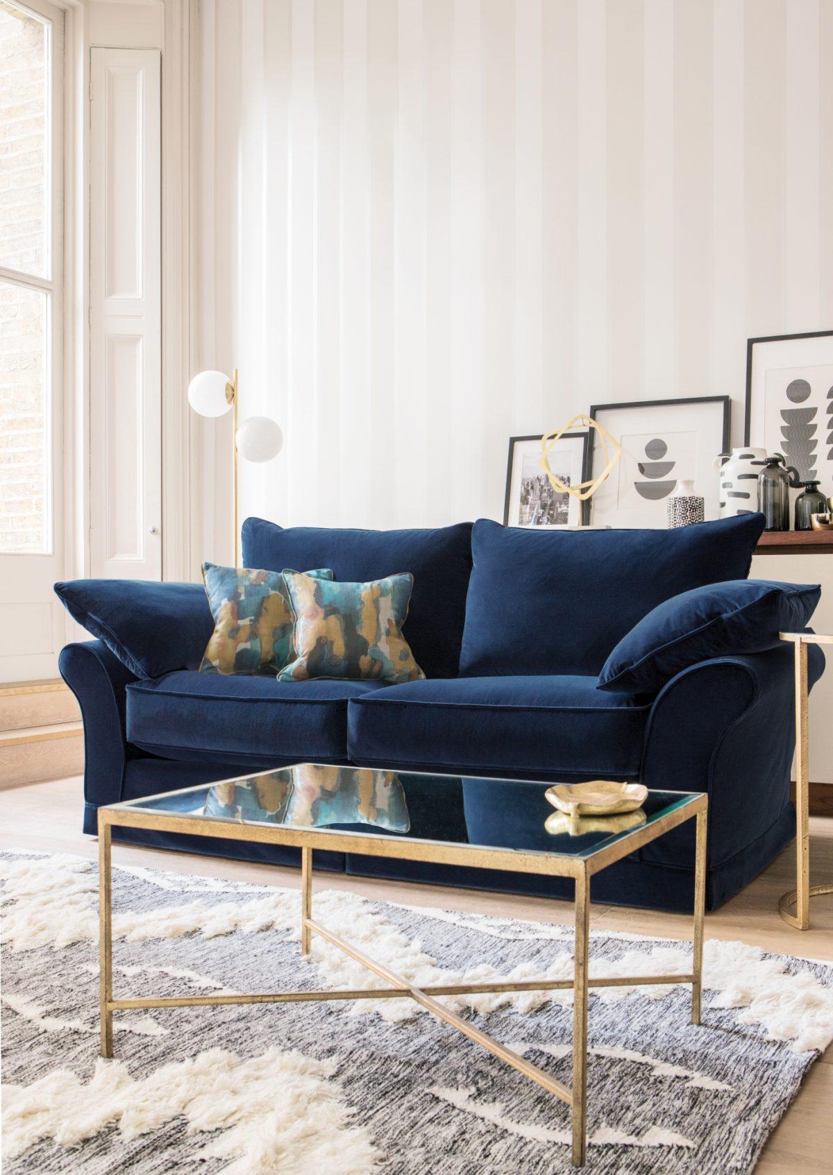 Miller Echo Sulphur Cushions RGB