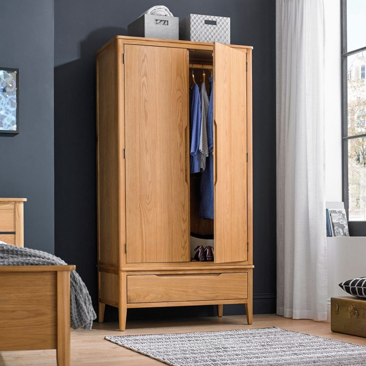 NEW Hartuka wardrobe open MT 06