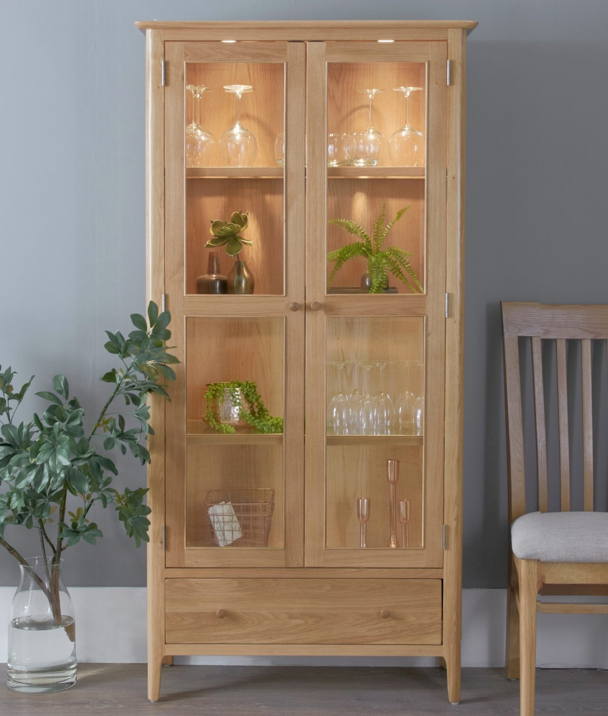 Nt Display Cabinet
