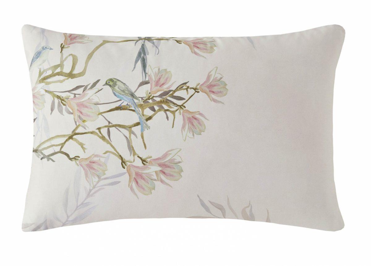 Ortensia Left Pillowcase Cut Out