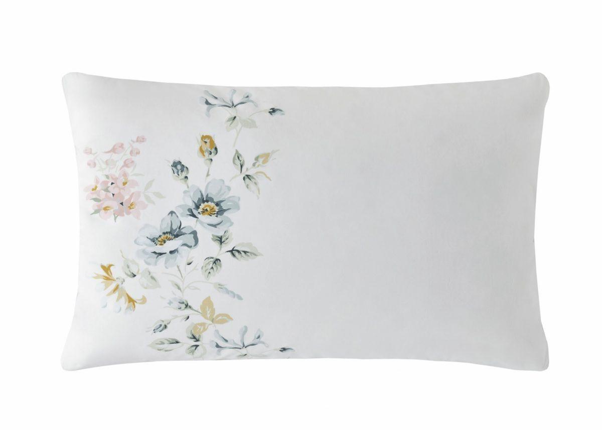 Pembroke Rose Left Pillowcase Cut Out