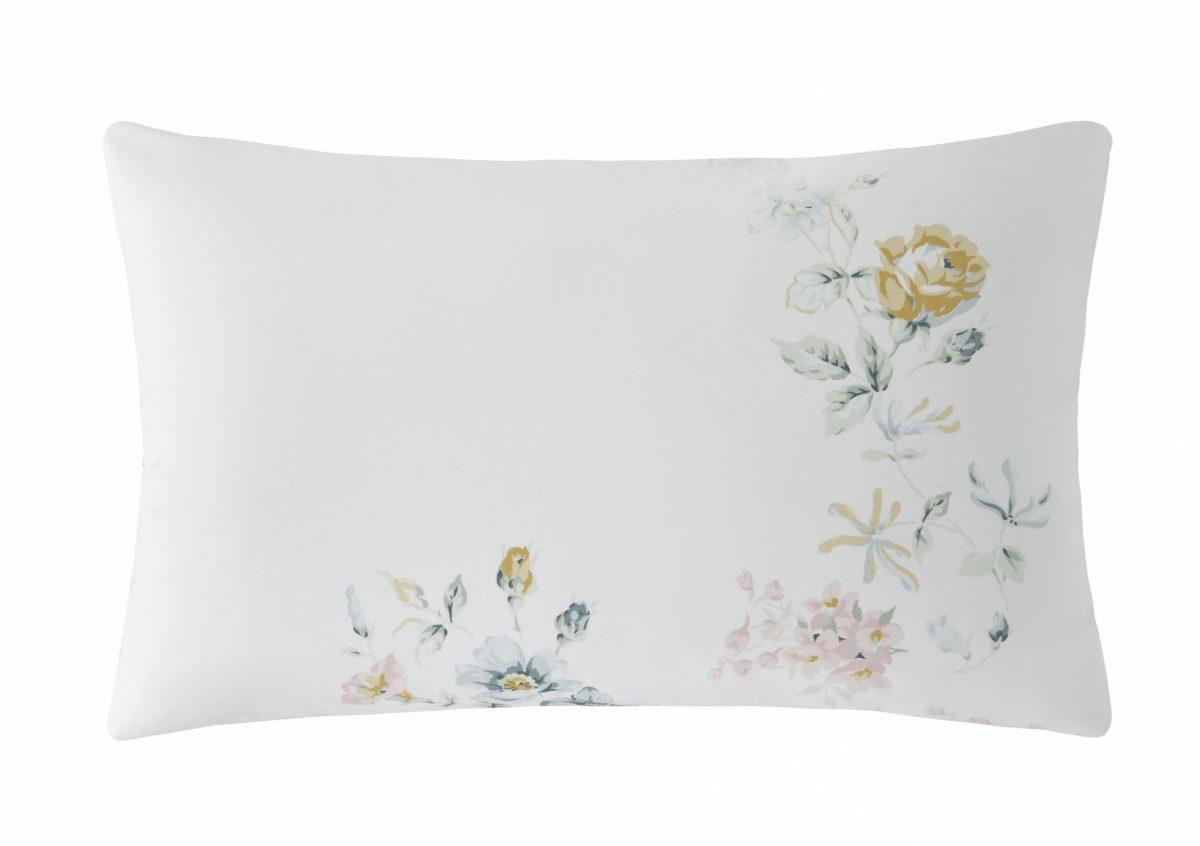 Pembroke Rose Right Pillowcase Cut Out