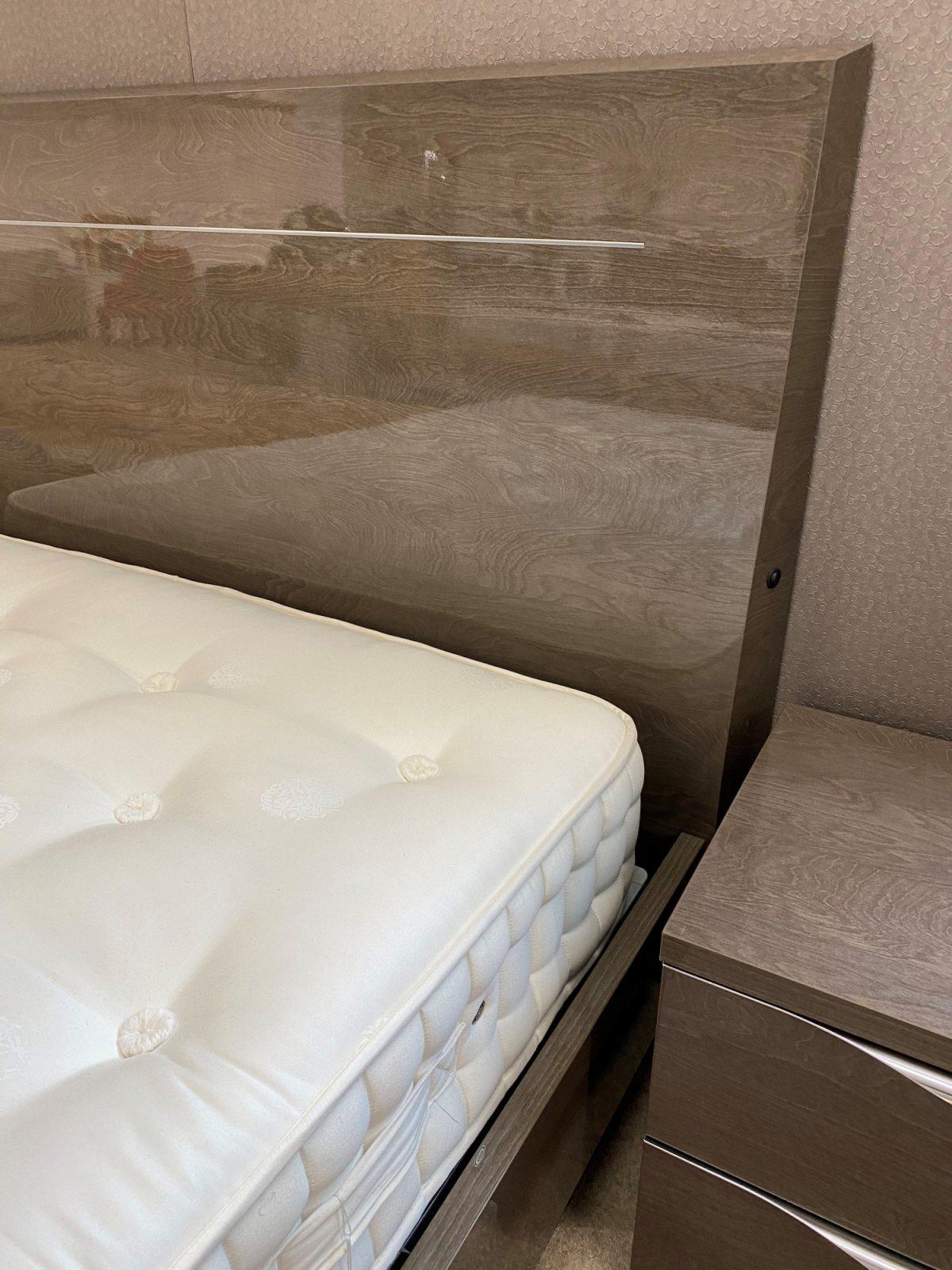 Platinum Bed Headboard