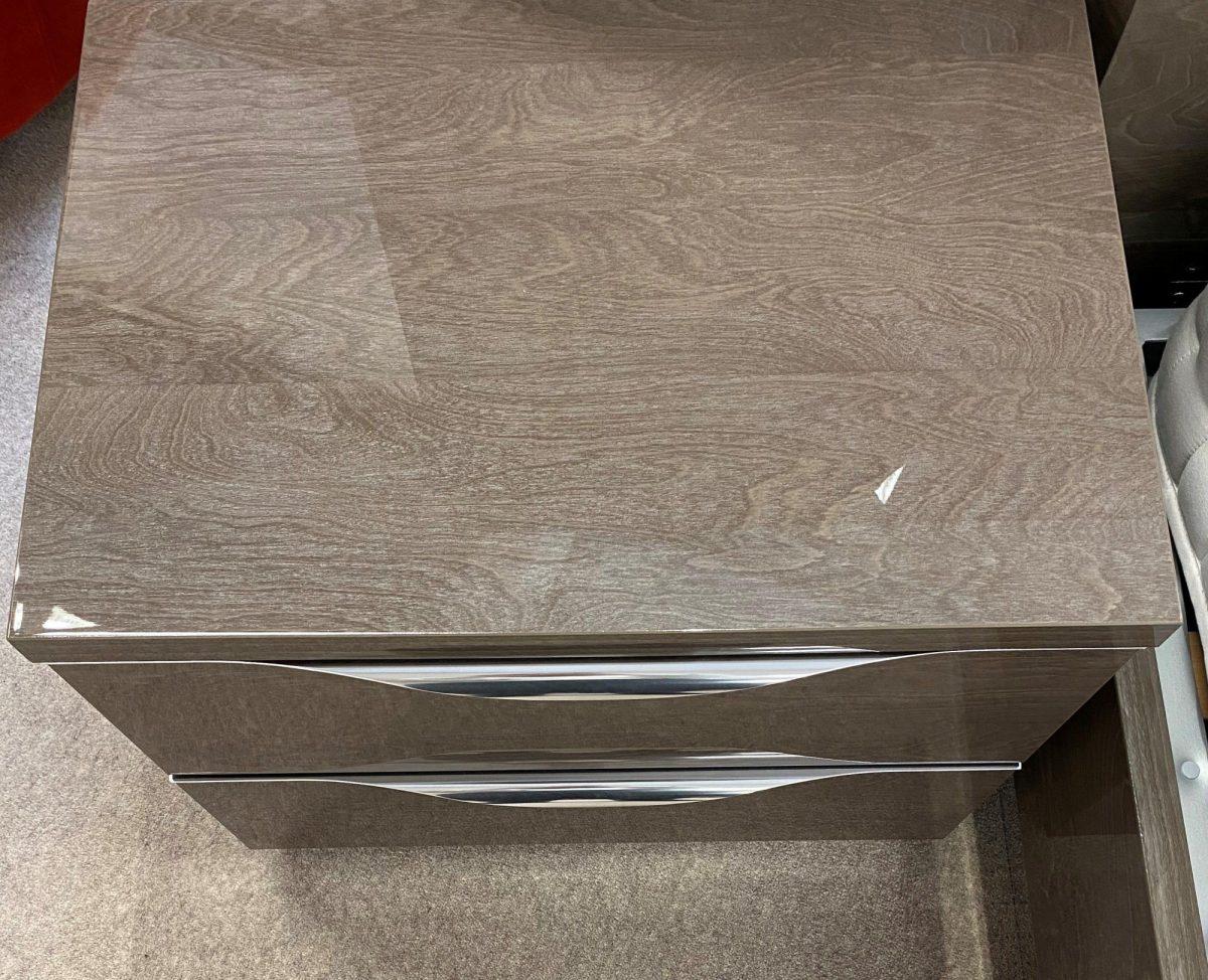 Platinum Bedside Top