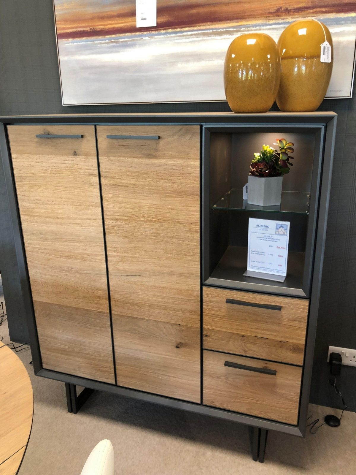 Romeo Highboard