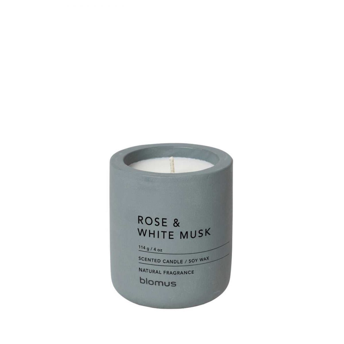 Rose and white musk 114