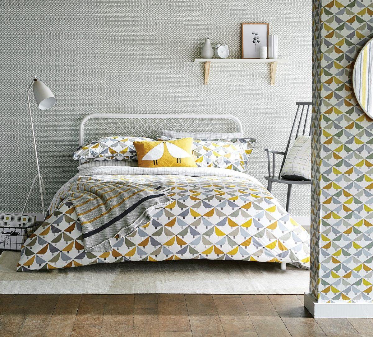 Scion Lintu Dandelion Pebble Main Bed Hr 1