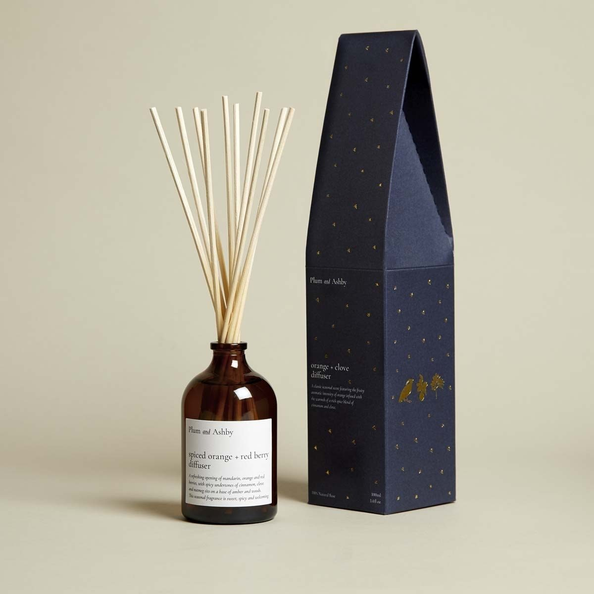 Spiced orange red berry diffuser
