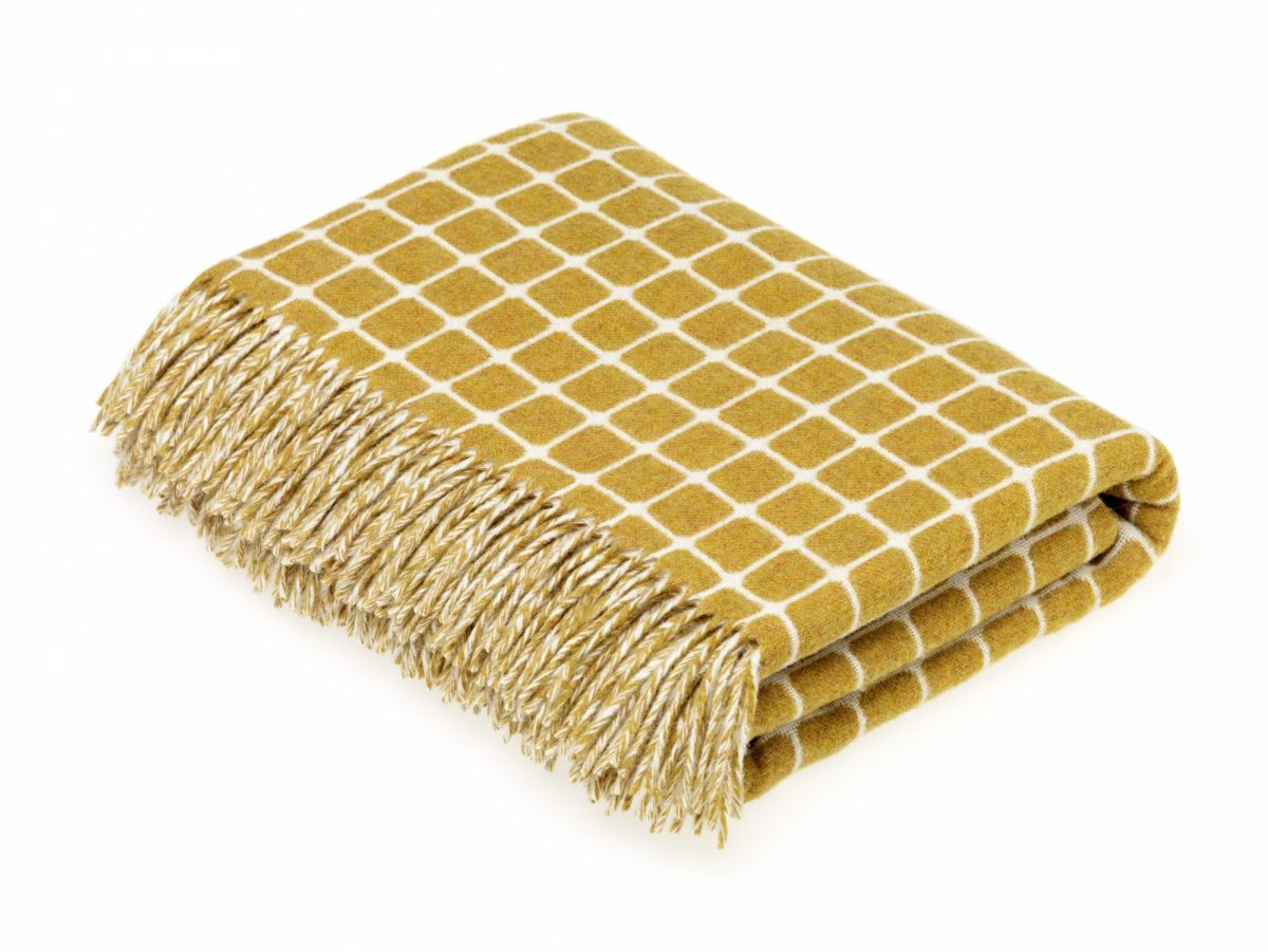 T0344 AB15 Athens Gold Lambswool