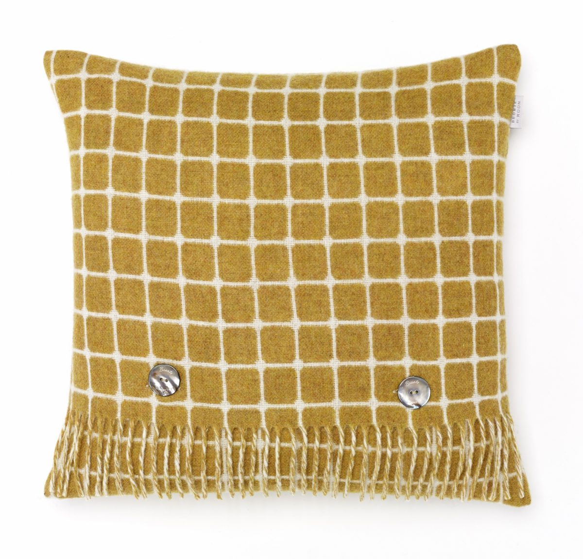 T0344 AB15 LC Athens Gold Cushion